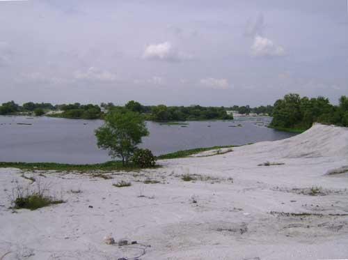 Kampar, Malim Nawar lakes