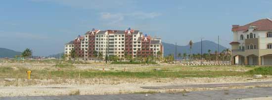 Marina Island Pangkor Lumut