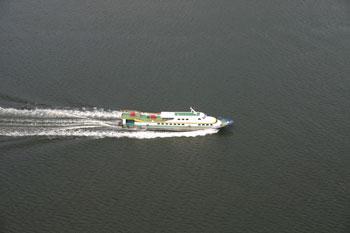 Ferry to Pangkor