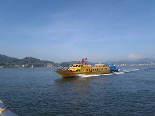 Pangkor ferry