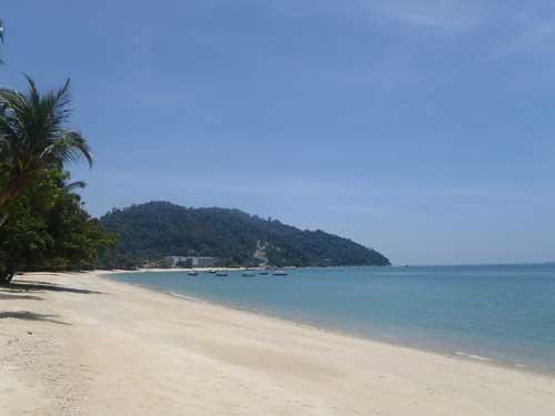 Pasir Bogak Beach Pangkor
