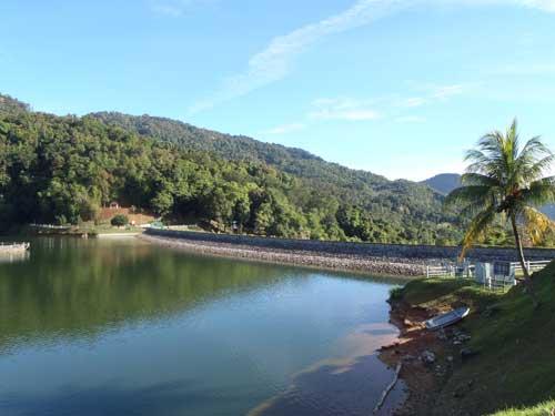 Penang, Air Itam Dam