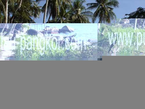 Pulau Pangkor, a tropical paradise island