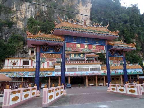 Sam Poh Temple Ipoh
