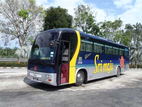 Sri Maju Bus