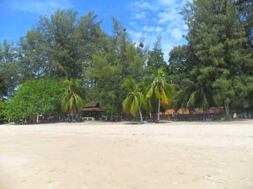 Teluk Batik, near Lumut