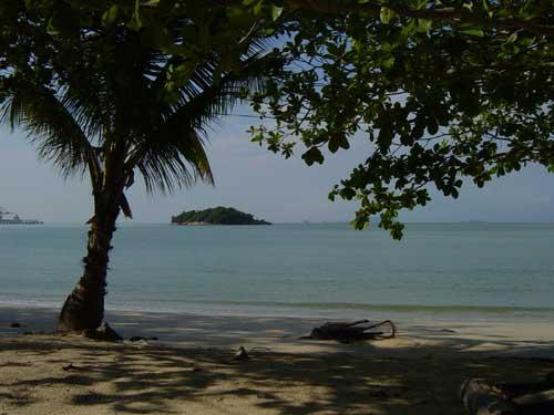 Teluk Rubiah beach