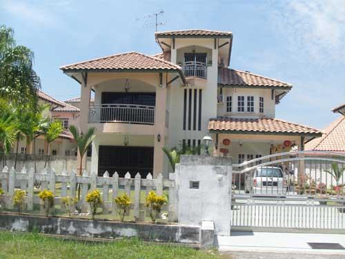 Venice of Perak, Property in Seri Manjung
