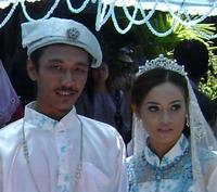 malay wedding Nipah Bay Pangkor
