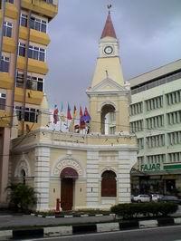 Taiping, police station